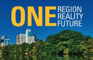 Huntsville, Alabama, One Region, One Reality, One Future logo