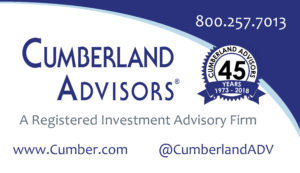 Cumberland Advisors logo