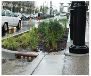 Green infrastructure in Tennesee and Georgia