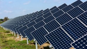 Solar panels are renewable energy sources SSDN